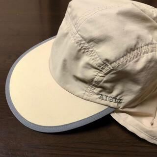 エーグル(AIGLE)のAIGLE 超軽量 日除け帽子(キャップ)
