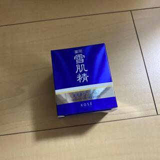 セッキセイ(雪肌精)のKOSE 雪肌精 薬用美白クリーム 40g(フェイスクリーム)