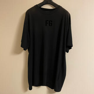 FEAR OF GOD - fear of god 7th collection FG tee XL
