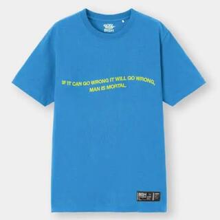 ジーユー(GU)のGU BiSH グラフィックT(Tシャツ/カットソー(半袖/袖なし))