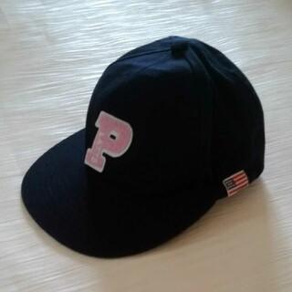 ピンクラテ(PINK-latte)のピンクラテ キャップ  キッズ帽子(帽子)
