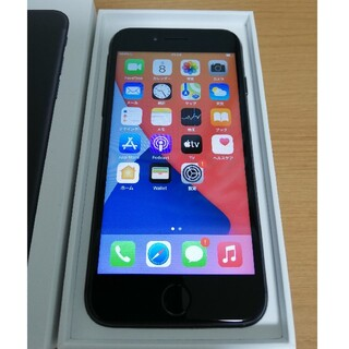 iPhone - Apple iPhone 8 64GB ブラック SIMロック解除済み
