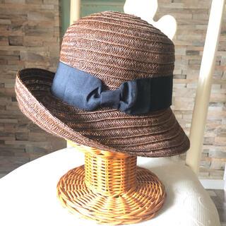 ユナイテッドアローズ(UNITED ARROWS)の正規*UNITED ARROWS*ストローハット帽子(麦わら帽子/ストローハット)