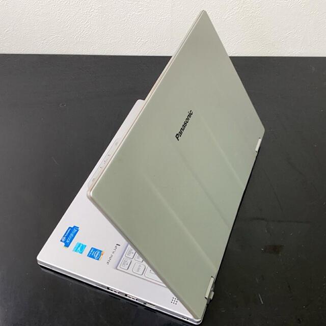 Panasonic(パナソニック)の【美品】Panasonic モバイルノートPC スマホ/家電/カメラのPC/タブレット(ノートPC)の商品写真