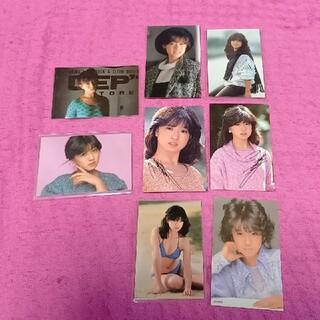 中森明菜カード8枚セット