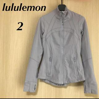 ルルレモン(lululemon)のlululemon ルルレモン レディース 2 長袖 ジャージ ウェア S(ヨガ)