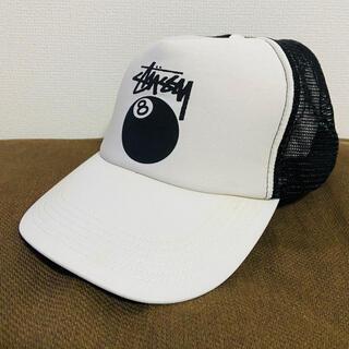 ステューシー(STUSSY)のStussy mesh cap(キャップ)