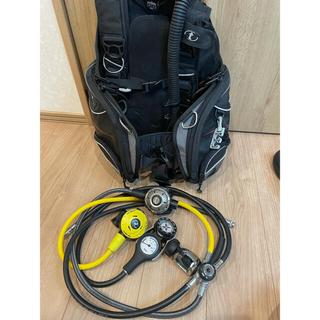 TUSA ダイビング 重器材セット