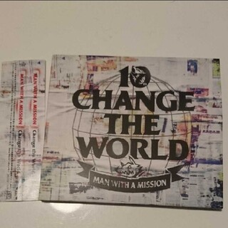 MAN WITH A MISSION - 「Change the World」MAN WITH A MISSION