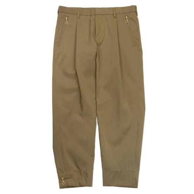 kolor(カラー)のkolor exclusive cropped pants クロップドパンツ メンズのパンツ(その他)の商品写真