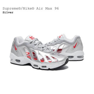Supreme - supreme nike air max96 エアマックスUS9.5 27.5