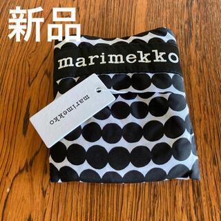 マリメッコ(marimekko)の新品 未使用 マリメッコ marimekko エコバッグ ドット 水玉(エコバッグ)