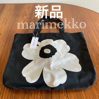 マリメッコ(marimekko)の新品 未使用 マリメッコ marimekko トートバッグ キャンバス ウニッコ(トートバッグ)