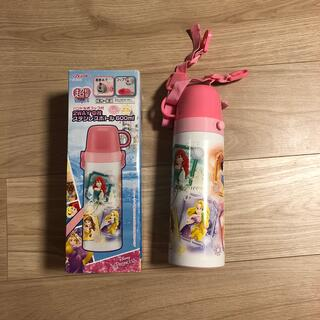 Disney - 新品 水筒 ステンレスボトル 600mL ディズニープリンセス スケーター