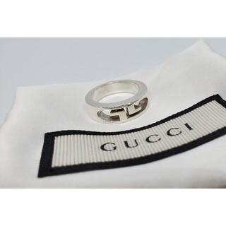 Gucci - 【レア】グッチ GUCCI ダブルGリング 指輪 シルバー SV925 リング