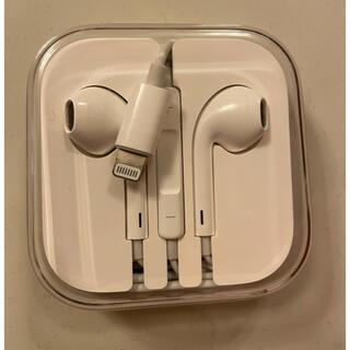 iPhone - Apple 純正品 iPhone イヤフォン