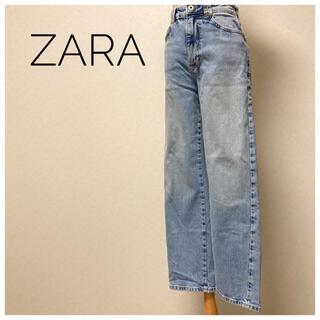 ZARA - 人気のザラ!カッコよく決まるストレートジーンズ