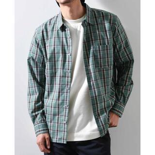 チャオパニックティピー(CIAOPANIC TYPY)のCIAOPANIC TYPY ブロードアソートカラーシャツ(シャツ)