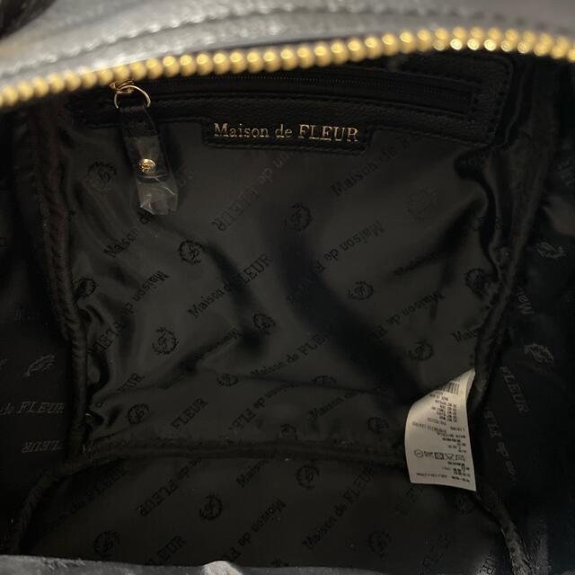 Maison de FLEUR(メゾンドフルール)のメゾンドフルール Maison de FLEUR リュック Mサイズ レディースのバッグ(リュック/バックパック)の商品写真