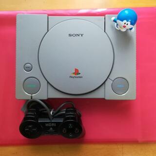 プレイステーション(PlayStation)のPlayStation1 ★オマケ多数★ SCPH-7500(家庭用ゲーム機本体)