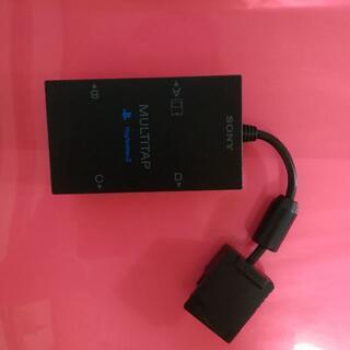プレイステーション2(PlayStation2)のプレイステーション2用  マルチタップ(家庭用ゲーム機本体)