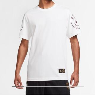 NIKE - 【新品】NIKE JORDAN PSG ロゴ Tシャツ Lサイズ