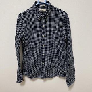 アバクロンビーアンドフィッチ(Abercrombie&Fitch)のアバクロンビー 長袖シャツ 150cm  チェックシャツ(ブラウス)