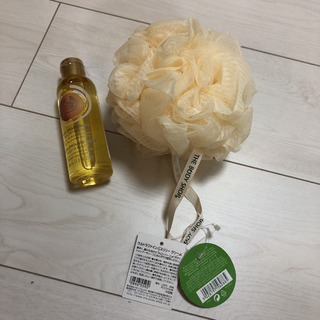 THE BODY SHOP - THE BODY SHOP  合計10点のセットです♫