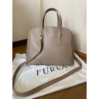 Furla - FURLA正規品2wayバッグ美品 ハンドバッグ ショルダーバッグ