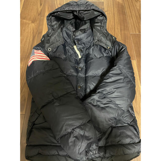 Denim & Supply Ralph Lauren(デニムアンドサプライラルフローレン)のデニムアンドサプライ ダウンジャケット メンズのジャケット/アウター(ダウンジャケット)の商品写真