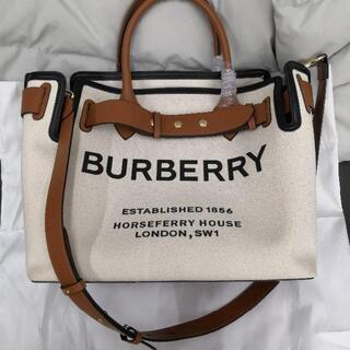 BURBERRY トートバッグ