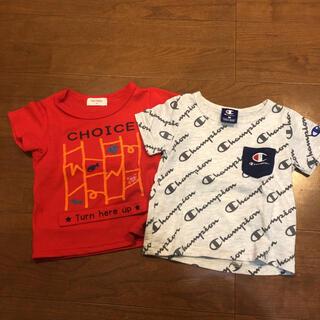 Champion - チャンピオンなどTシャツ2枚セット90