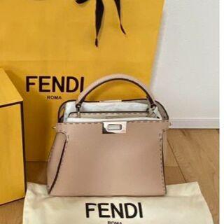 FENDI - FENDI ピーカブー セレリア エッセンシャリー