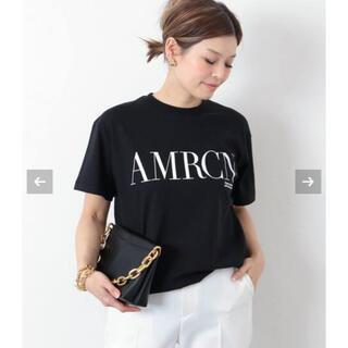 DEUXIEME CLASSE - Deuxieme Classe 【AMERICANA】 AMRCN Tシャツ