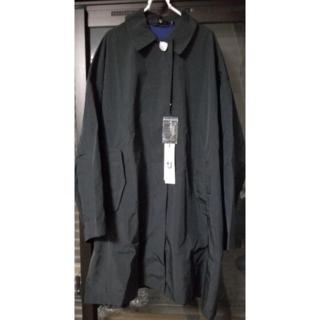ユニクロ(UNIQLO)のユニクロ  プラスジェイ ブラック XXL オーバーサイズライトコート(スプリングコート)