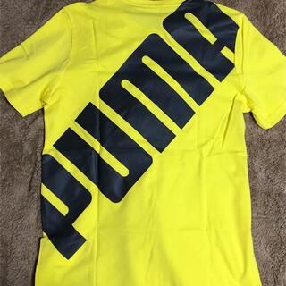 プーマ(PUMA)のPUMA ビッグロゴ 半袖Tシャツ メンズXL(Tシャツ/カットソー(半袖/袖なし))
