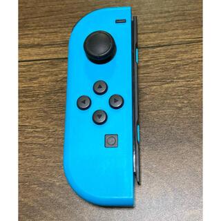 Nintendo Switch - No6 極美品 ジョイコン ネオンブルーL