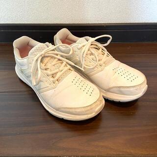 アディダス(adidas)のadidas クラウドフォーム 白スニーカー(スニーカー)