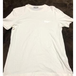 ラコステ(LACOSTE)のラコステ 半袖Tシャツ (クリーム、ホワイト)(Tシャツ/カットソー(半袖/袖なし))