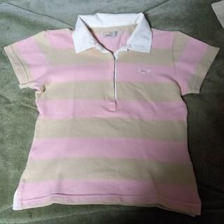 プーマ(PUMA)のプーマ ポロシャツ サイズL(ポロシャツ)