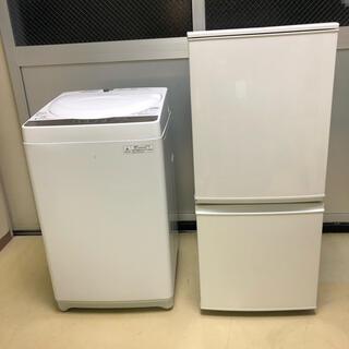 東芝 - TOSHIBA洗濯機・SHARP冷蔵庫 2016年製 ※一部地域配送無料