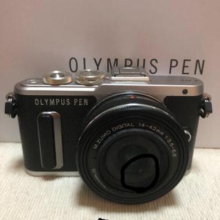 オリンパス(OLYMPUS)のOLYMPUS E-PL8  M.14-42mm(ミラーレス一眼)