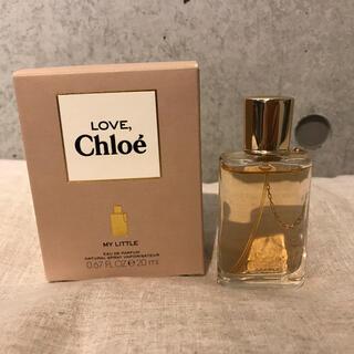 Chloe - LOVE, クロエ オーデパルファム 20ml