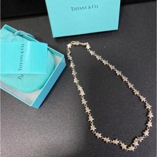 Tiffany & Co. - Tiffanyヴィンテージスターネックレス
