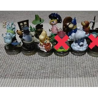 カイヨウドウ(海洋堂)のムーミン 海洋堂 フィギュア 10個セット(アニメ/ゲーム)