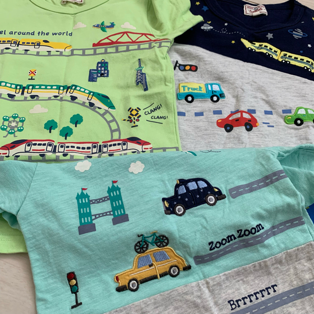 kladskap(クレードスコープ)のおはな様専用♡ キッズ/ベビー/マタニティのキッズ服男の子用(90cm~)(Tシャツ/カットソー)の商品写真