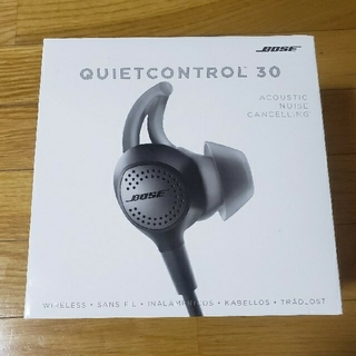 BOSE - BOSE QuietControl 30 ノイズキャンセリングイヤホン