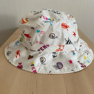 フェンディ(FENDI)のFENDI ベビーハット(帽子)