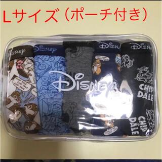 ディズニー(Disney)のショーツ 5枚組 キャラクターショーツ、ディズニー、チップとデール(ショーツ)