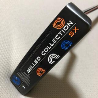キャロウェイゴルフ(Callaway Golf)の美品 オデッセイ ミルドコレクション SX #1 34インチ(クラブ)